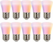 Automatic Colour Changing Light Bulb Non-Dimmable