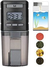 Automatic feeder for aquarium fish feeder with
