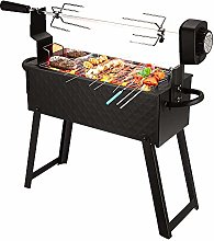 Automatic Outdoor Folding Grill Rotisserie Kit
