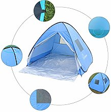 Automatic Pop Up Beach Tent For Baby Anti-UV 50+