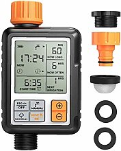 Automatic Water Timer, Irrigation Timer with Timed