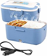 AUTOPkio 12V Electric Heating Lunch Box Thermal