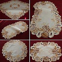 Autumn Leaves Table Runner Table Cloth Table