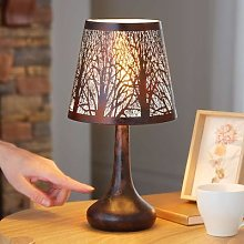 Autumn Touch Lamp by Coopers of Stortford