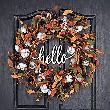 Autumn Wreath Artificial Wreath Christmas Wreath