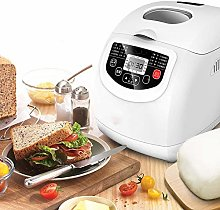 AUZZO HOME Automatic Bread Maker Machine with Nut