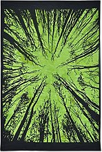 AVA Collections Colourful Tree Forest Tapestry