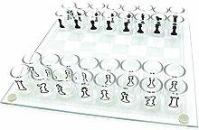 Avalita Funny Party Game Set Shot Glass Chess Set