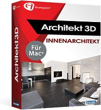 Avanquest Architekt 3D X9 Innenarchitekt MAC