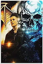 Avenged Sevenfold Canvas Art Poster and Wall Art