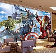 Avengers Marvel Wallpaper Mural Children's