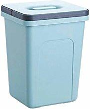 Aveo Waste Bin Plastic Trash Can Kitchen Living