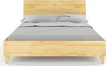 Avery Bed Frame Gracie Oaks Size: Emperor