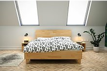Avery Bed Frame Gracie Oaks Size: Emperor (7')