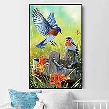 Aviary Diamond Painting Kits for Adults Beginners,