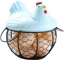 Avmy Egg Basket Fruit Basket Collection Ceramic