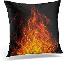 Awowee Cushion Cover 45x45cm/18x18inches Orange