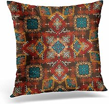 Awowee Cushion Cover 50x50cm/20x20inches Colorful
