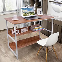 Awssya Ladder Desk, Simpleness Desktop Computer