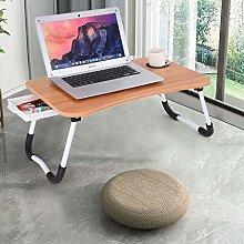 Awssya Laptop Desk Foldable Lazy Lap Table