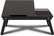 AX-KYK Folding Computer Desk, Bed Desk, Notebook