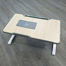 AX-KYK Laptop Desk, Lifting Simple Folding Desk,