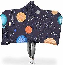 AXGM Adults' Children's Hoodies Blanket