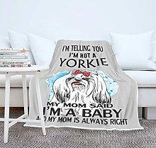 AXGM Boys Girls Cuddly Blanket Bedspread Baby
