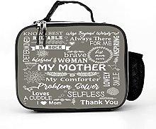 AXGM Cool Bag My Mother My Comforter Inspirational