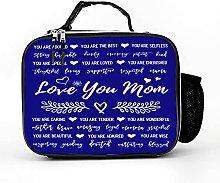 AXGM Cool Bag You Love Mum Inspirational Words