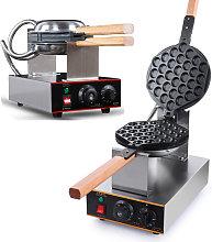 Axhup - 110V-220V Electric Waffle Maker Egg Cake