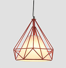 Axhup - 2X Vintage Hanging Light Retro Pendant