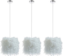 Axhup - 3PCS Creative Romantic Ceiling Lamp