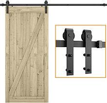 Axhup - Barn Pulley Door,Hardware Kit Sliding