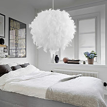 Axhup - Contemporary Hanging Light Pure White