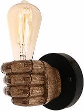 Axhup - Creative Wall Light Industrial Hand Fist