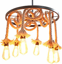 Axhup - Industrial Ceiling Lights Vintage Antique