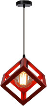 Axhup - Modern Hanging Lamp Retro Ceiling Light