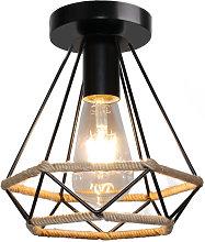 Axhup - Vintage Industrial Ceiling Lighting