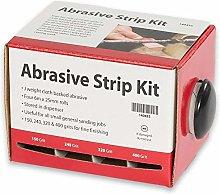 Axminster Abrasive Strip Ki