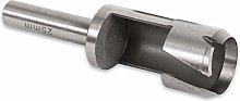 Axminster Barrel Plug Cutter - 25mm