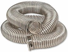 Axminster Craft 63mm Extraction Hose Kit - 1.8m