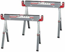 Axminster Trade Sawhorses (Pair)