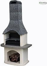 Axon Sorrento Masonry Barbecue