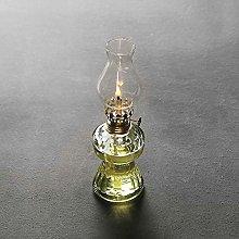AXUN Retro Vintage Glass Oil Lamp Glass Lampshade