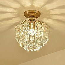 AXWT Chandelier Elegant Flush Mount Lighting LED