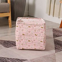 AXXMD Folding Laundry Basket For Kids Toy Book