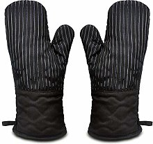 AYADA Non-Slip Silicone Double Oven Gloves,Heat
