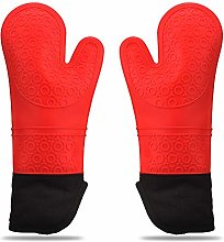 AYADA Oven Gloves, Long and Large Kitchen Gloves,