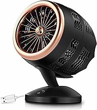 AYCYNI USB Mini Electric Heater Fan Portable